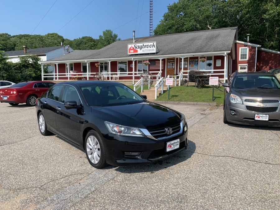 Used Honda Accord Sedan 4dr I4 CVT EX PZEV 2014   Saybrook Auto Barn. Old Saybrook, Connecticut