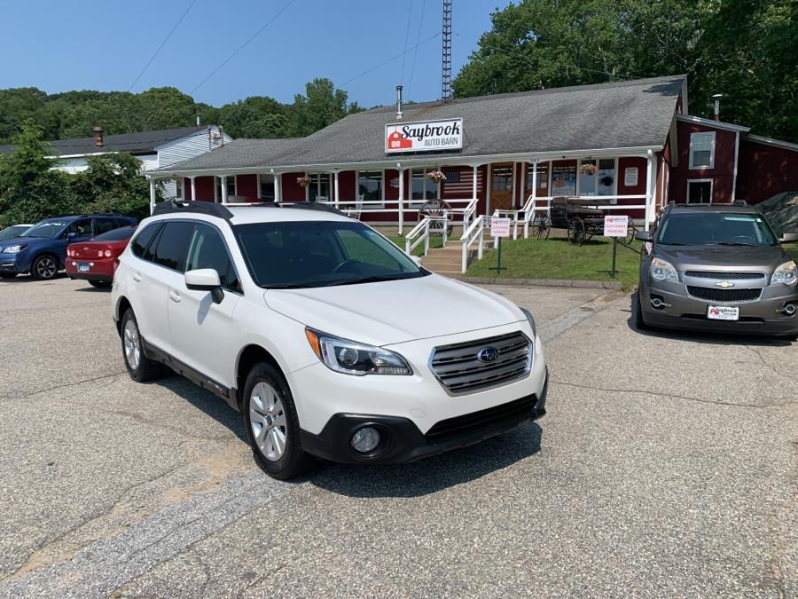 Used Subaru Outback 4dr Wgn 2.5i Premium PZEV 2015   Saybrook Auto Barn. Old Saybrook, Connecticut