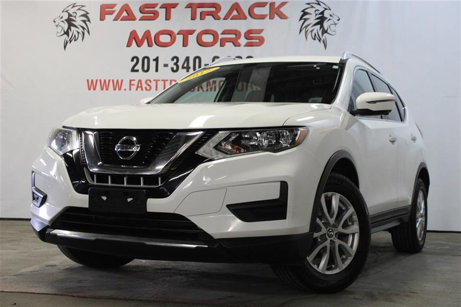 Used Nissan Rogue SV AWD 2017   Fast Track Motors. Paterson, New Jersey