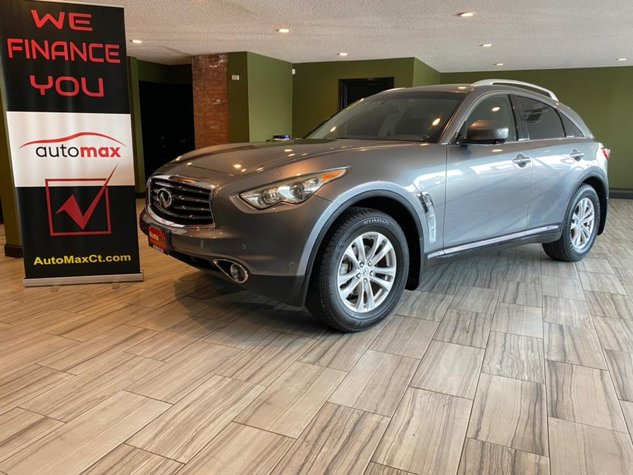 Used 2013 INFINITI FX37 in West Hartford, Connecticut | AutoMax. West Hartford, Connecticut