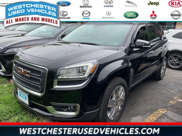 Used GMC Acadia Limited Limited 2017 | Westchester Used Vehicles. White Plains, New York