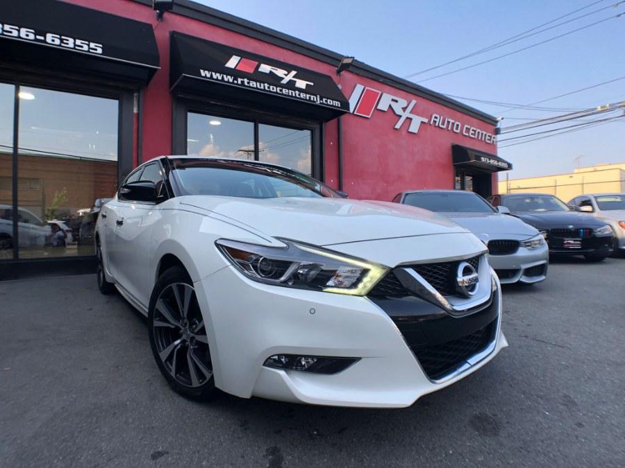 Used Nissan Maxima SL 3.5L 2017 | RT Auto Center LLC. Newark, New Jersey
