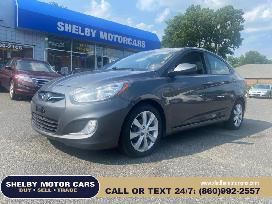 Used 2012 Hyundai Accent in Springfield, Massachusetts | Shelby Motor Cars. Springfield, Massachusetts