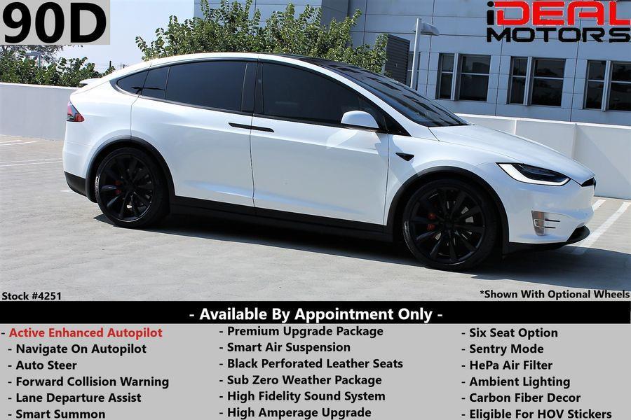 Used 2016 Tesla Model x in Costa Mesa, California | Ideal Motors. Costa Mesa, California