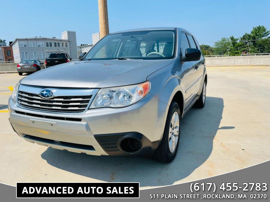 Used 2009 Subaru Forester in Rockland, Massachusetts | Advanced Auto Sales. Rockland, Massachusetts