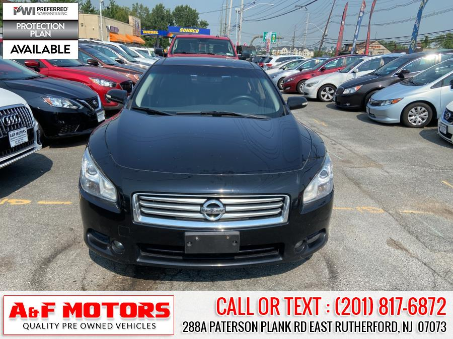 Used 2013 Nissan Maxima in East Rutherford, New Jersey | A&F Motors LLC. East Rutherford, New Jersey