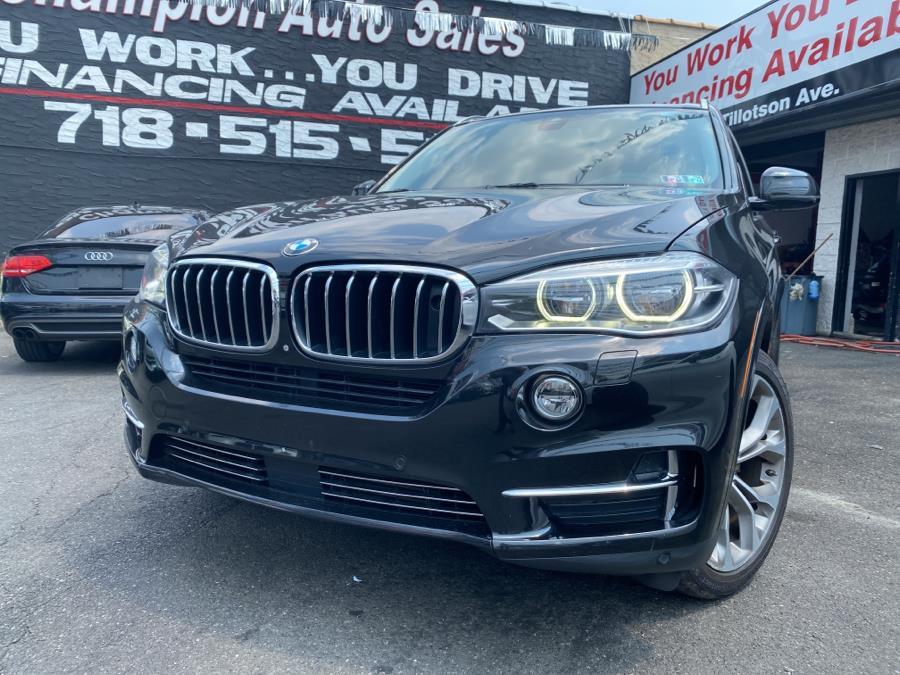 Used BMW X5 AWD 4dr xDrive35i 2015 | Champion Auto Sales Of The Bronx. Bronx, New York