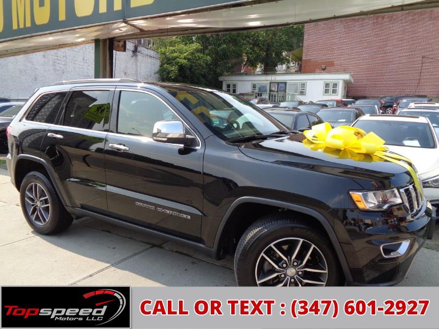 Used Jeep Grand Cherokee Limited 4x4 2018 | Top Speed Motors LLC. Jamaica, New York