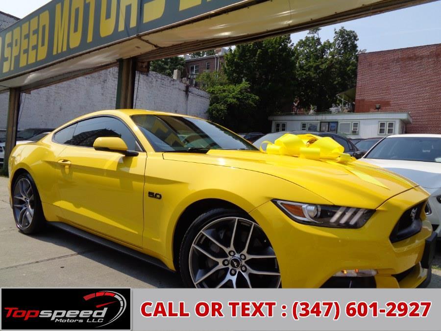 Used Ford Mustang GT Premium 2016 | Top Speed Motors LLC. Jamaica, New York