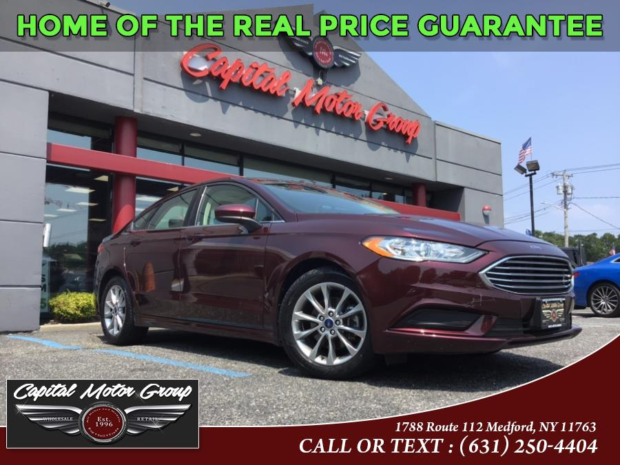 Used 2017 Ford Fusion in Medford, New York | Capital Motor Group Inc. Medford, New York