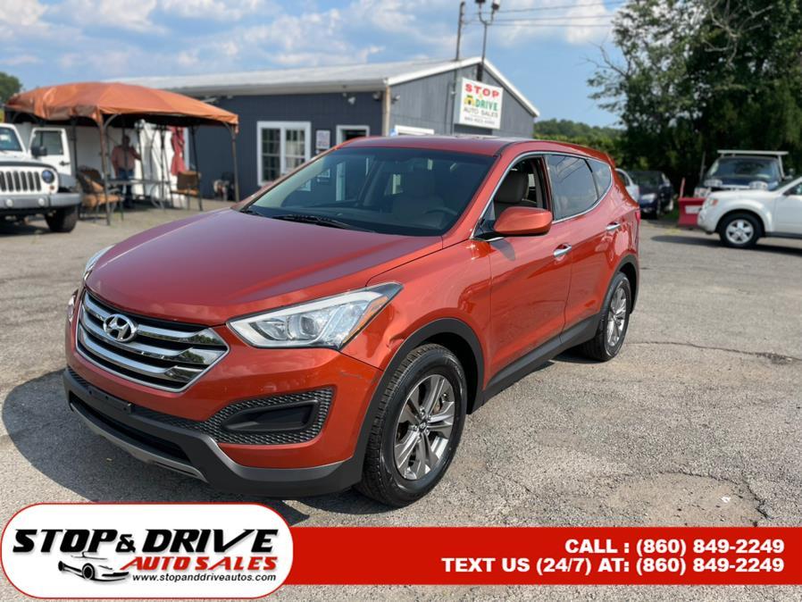 Used 2015 Hyundai Santa Fe Sport in East Windsor, Connecticut | Stop & Drive Auto Sales. East Windsor, Connecticut
