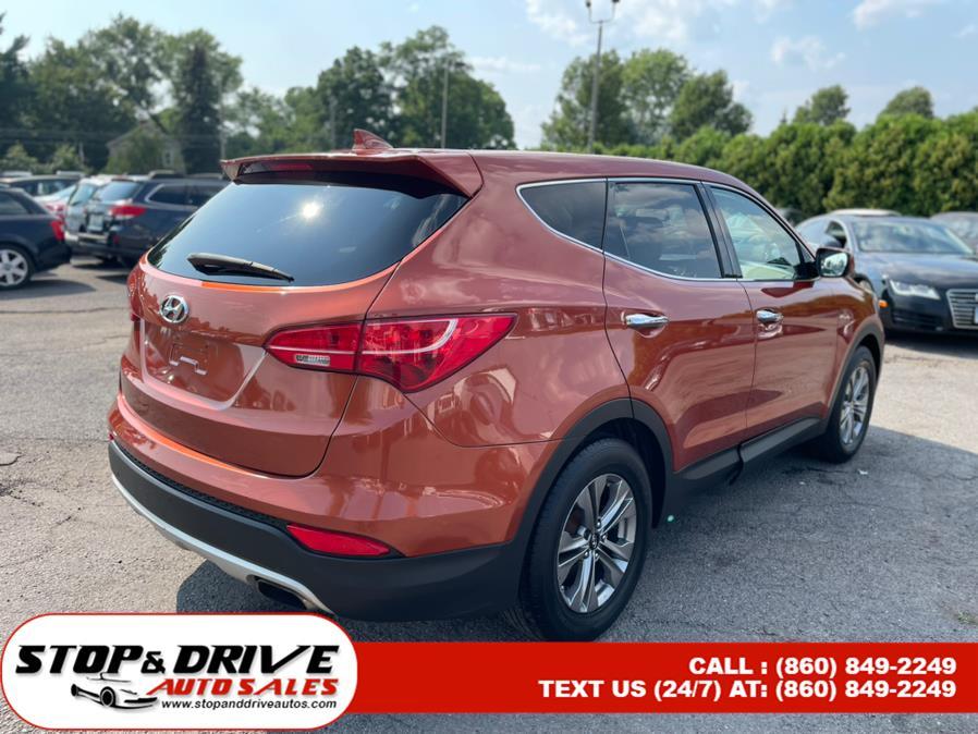 Used Hyundai Santa Fe Sport AWD 4dr 2.4 2015 | Stop & Drive Auto Sales. East Windsor, Connecticut