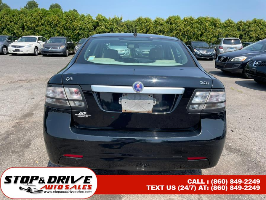 Used Saab 9-3 4dr Sdn 2.0T Touring 2009 | Stop & Drive Auto Sales. East Windsor, Connecticut