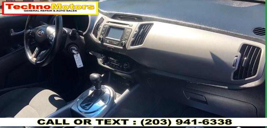 Used Kia Sportage AWD 4dr EX 2015 | Techno Motors . Danbury , Connecticut