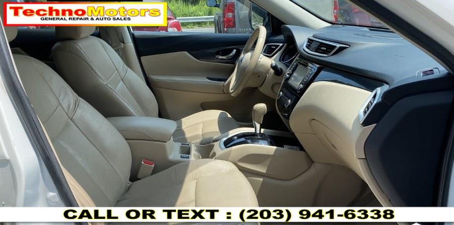 Used Nissan Rogue AWD 4dr SL 2014 | Techno Motors . Danbury , Connecticut