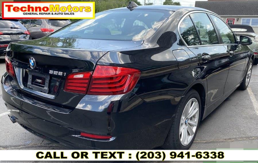 Used BMW 5 Series 4dr Sdn 528i xDrive AWD 2014   Techno Motors . Danbury , Connecticut