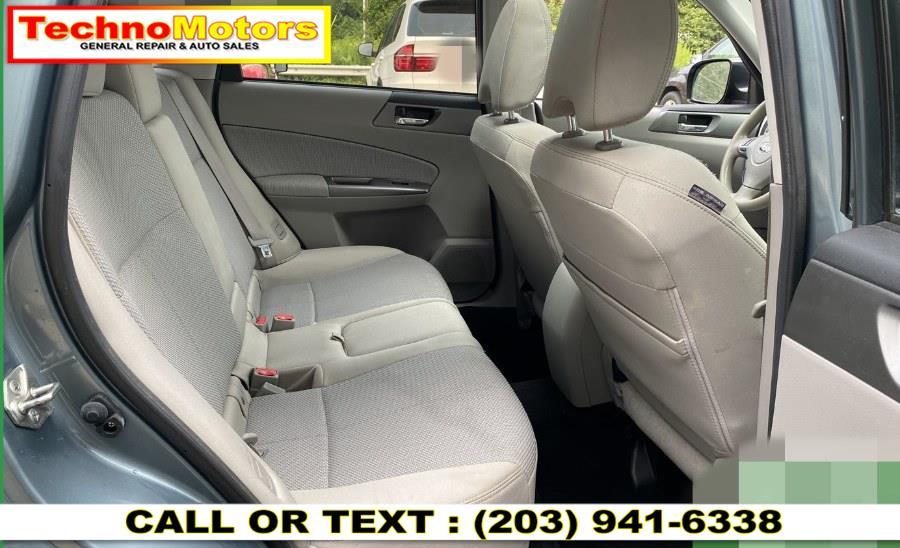 Used Subaru Forester 4dr Man 2.5X Premium 2013   Techno Motors . Danbury , Connecticut