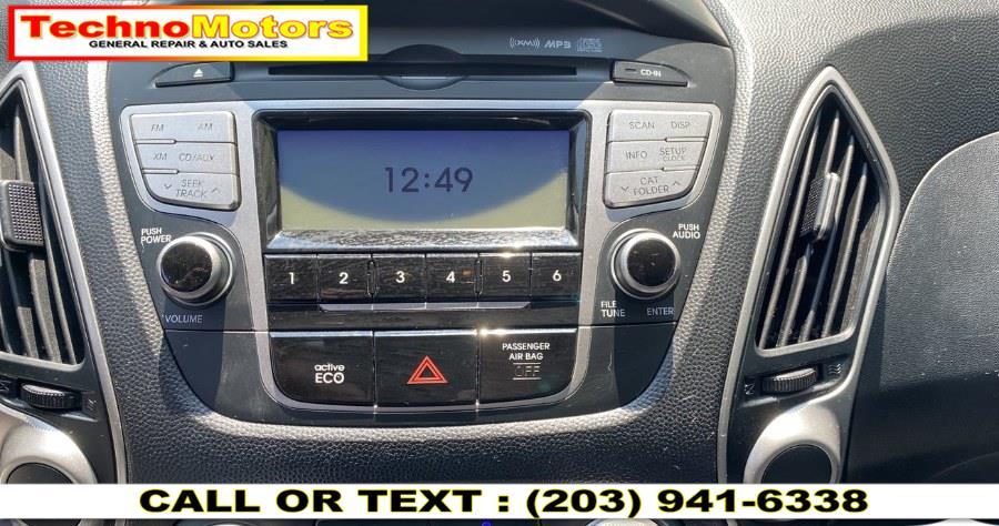 Used Hyundai Tucson AWD 4dr Auto GLS 2013   Techno Motors . Danbury , Connecticut