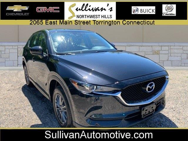 Used Mazda Cx-5 Sport 2019   Sullivan Automotive Group. Avon, Connecticut