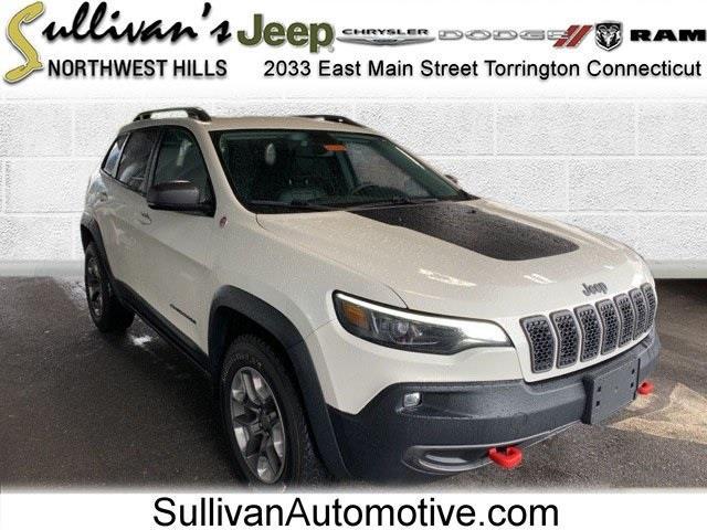 Used 2019 Jeep Cherokee in Avon, Connecticut | Sullivan Automotive Group. Avon, Connecticut