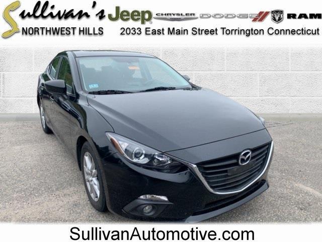 Used 2015 Mazda Mazda3 in Avon, Connecticut | Sullivan Automotive Group. Avon, Connecticut