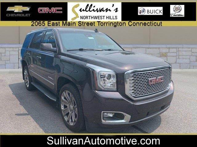 Used 2015 GMC Yukon in Avon, Connecticut | Sullivan Automotive Group. Avon, Connecticut