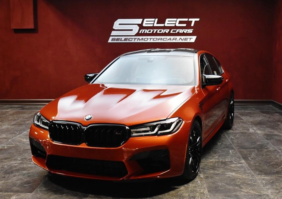 Used BMW M5  2021   Select Motor Cars. Deer Park, New York