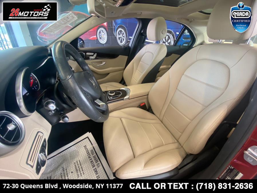 Used Mercedes-Benz C-Class C 300 4MATIC Sedan 2017 | 26 Motors Queens. Woodside, New York