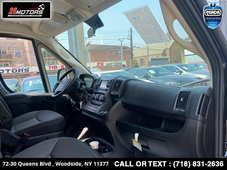 "Used Ram ProMaster Cargo Van 2500 High Roof 159"" WB 2021 | 26 Motors Queens. Woodside, New York"