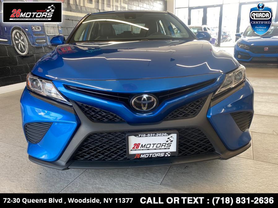 Used Toyota Camry SE Auto (Natl) 2019   26 Motors Queens. Woodside, New York