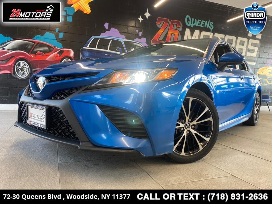 Used Toyota Camry SE Auto (Natl) 2019 | 26 Motors Queens. Woodside, New York