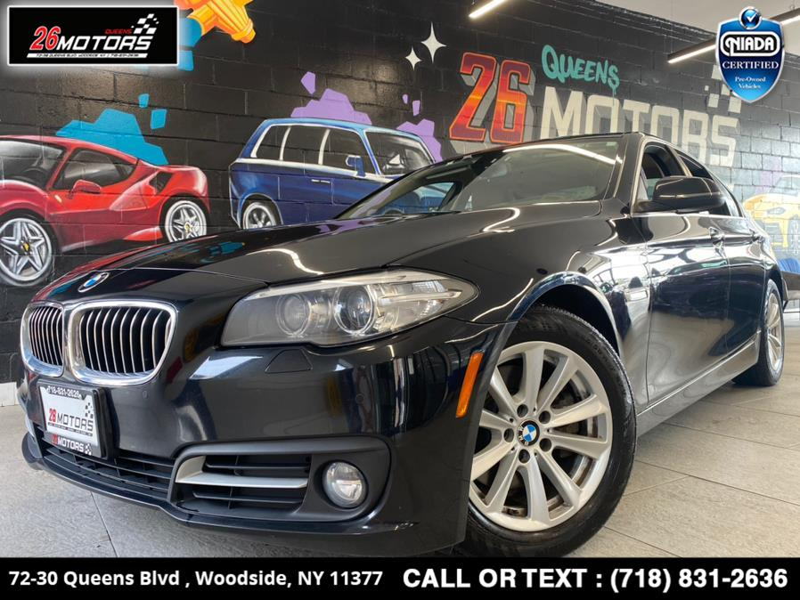 Used 2015 BMW 5 Series in Woodside, New York | 26 Motors Queens. Woodside, New York