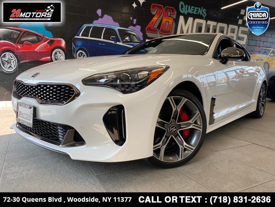 Used Kia Stinger GT RWD 2019   26 Motors Queens. Woodside, New York