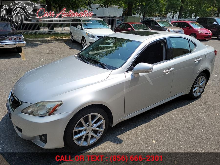 Used Lexus IS 250 4dr Sport Sdn Auto AWD 2011 | Carr Automotive. Delran, New Jersey