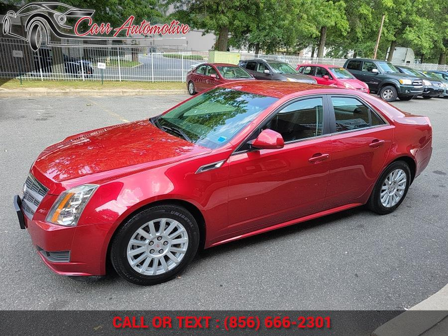 Used Cadillac CTS Sedan 4dr Sdn 3.0L Luxury AWD 2011 | Carr Automotive. Delran, New Jersey