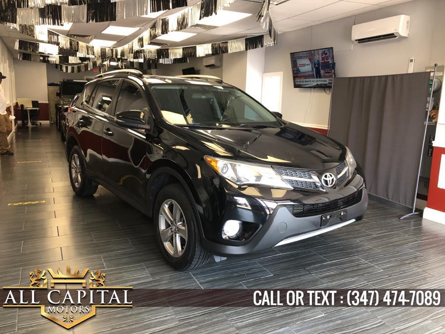 Used 2015 Toyota RAV4 in Brooklyn, New York | All Capital Motors. Brooklyn, New York