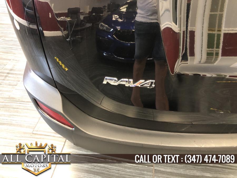 Used Toyota RAV4 AWD 4dr XLE (Natl) 2015   All Capital Motors. Brooklyn, New York