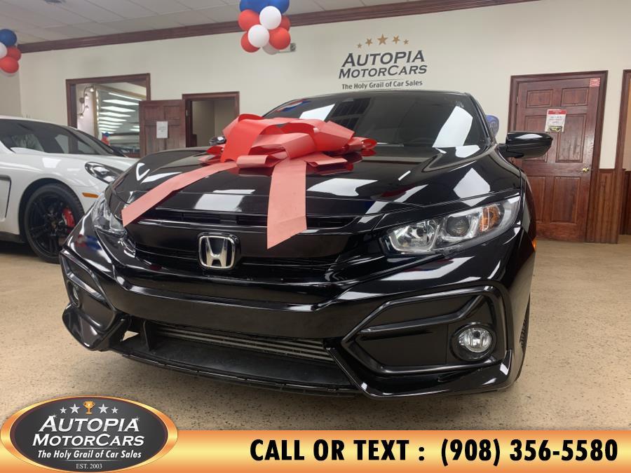 Used Honda Civic Hatchback Sport CVT 2019 | Autopia Motorcars Inc. Union, New Jersey