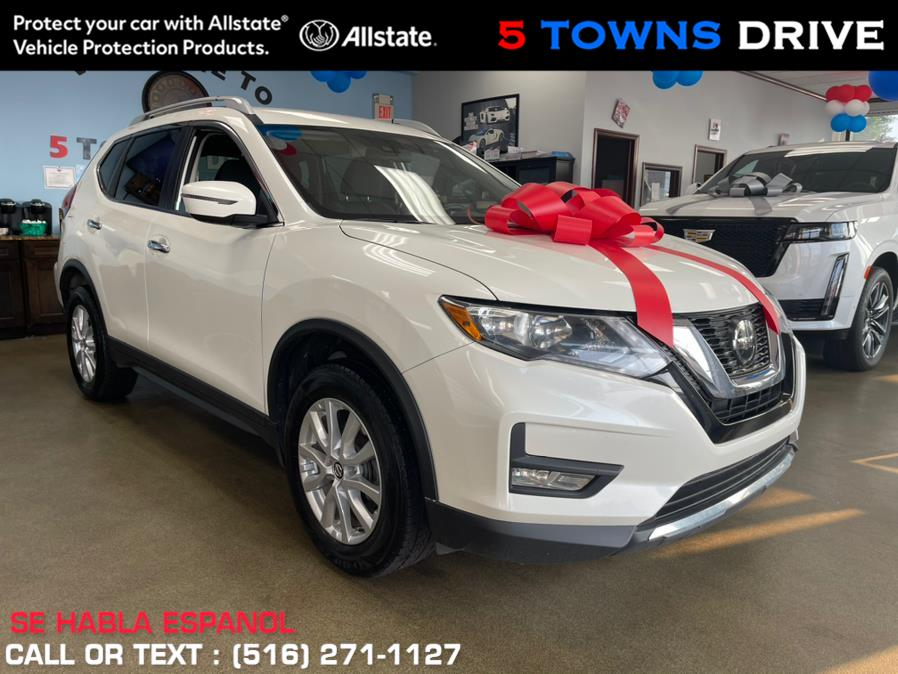 Used Nissan Rogue SV AWD SV 2019 | 5 Towns Drive. Inwood, New York