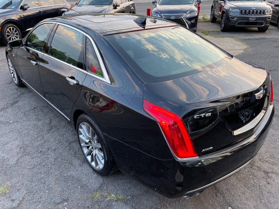 Used Cadillac CT6 4dr Sdn 3.0L Turbo Luxury AWD 2016 | Champion Auto Sales. Hillside, New Jersey