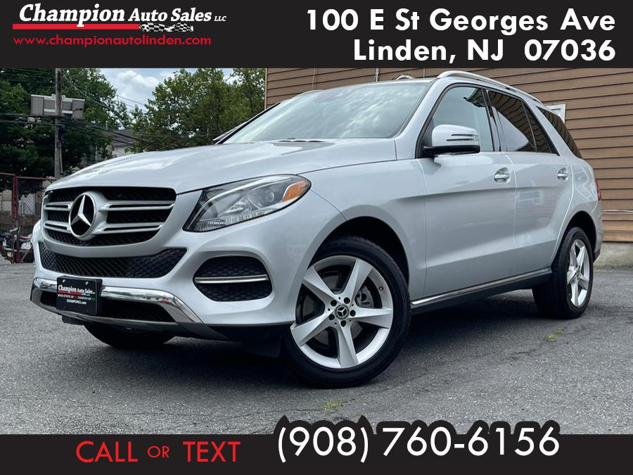 Used 2018 Mercedes-Benz GLE in Linden, New Jersey | Champion Auto Sales. Linden, New Jersey