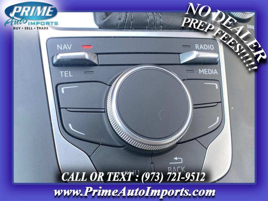 Used Audi A3 4dr Sdn quattro 2.0T Premium Plus 2015 | Prime Auto Imports. Bloomingdale, New Jersey