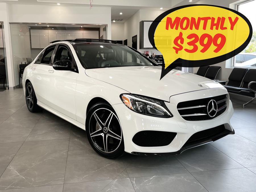 Used 2018 Mercedes-Benz C-Class in Franklin Square, New York | C Rich Cars. Franklin Square, New York