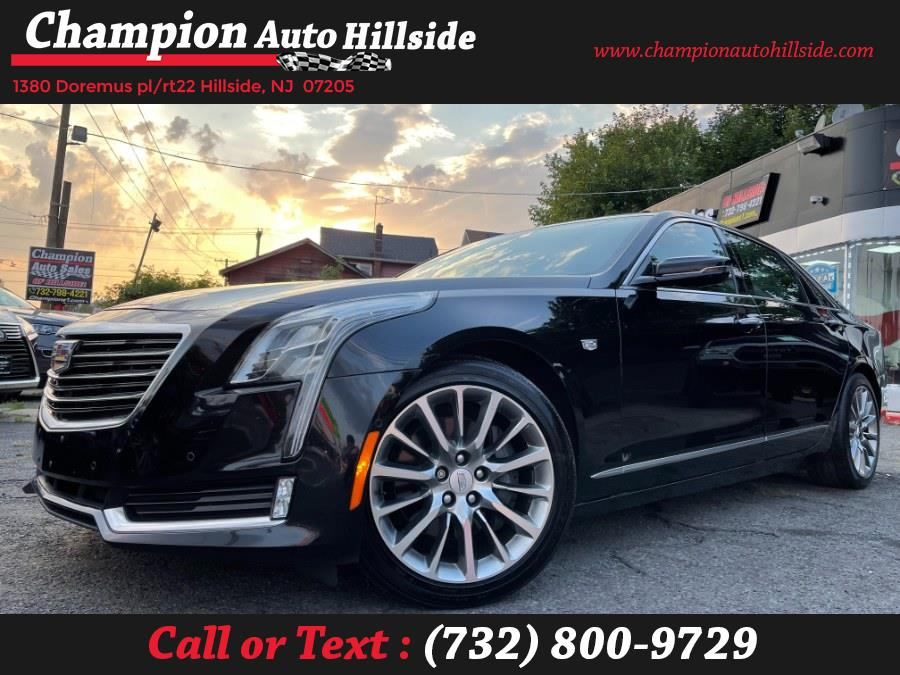 Used 2016 Cadillac CT6 in Hillside, New Jersey | Champion Auto Hillside. Hillside, New Jersey