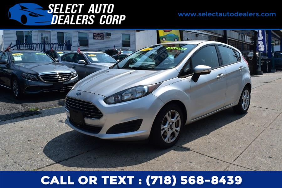 Used Ford Fiesta 5dr HB SE 2014   Select Auto Dealers Corp. Brooklyn, New York