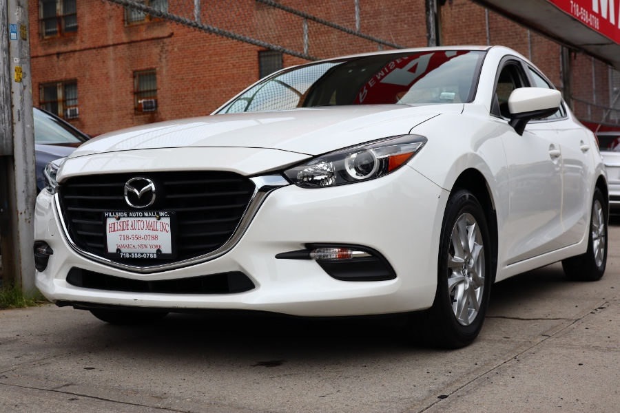 Used Mazda Mazda3 4-Door Sport Auto 2018 | Hillside Auto Mall Inc.. Jamaica, New York