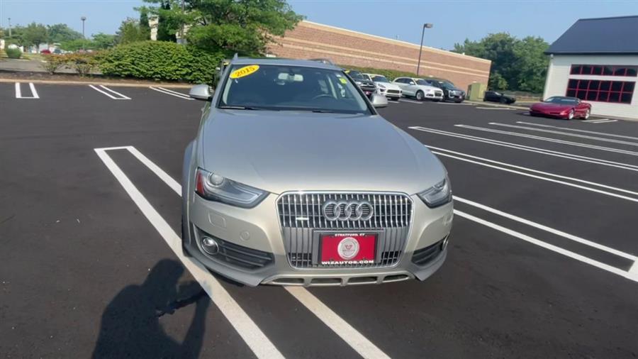 Used Audi allroad 4dr Wgn Premium  Plus 2015   Wiz Leasing Inc. Stratford, Connecticut