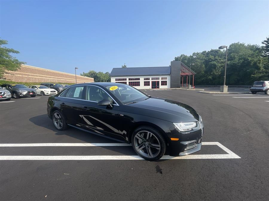 Used 2017 Audi A4 in Stratford, Connecticut | Wiz Leasing Inc. Stratford, Connecticut