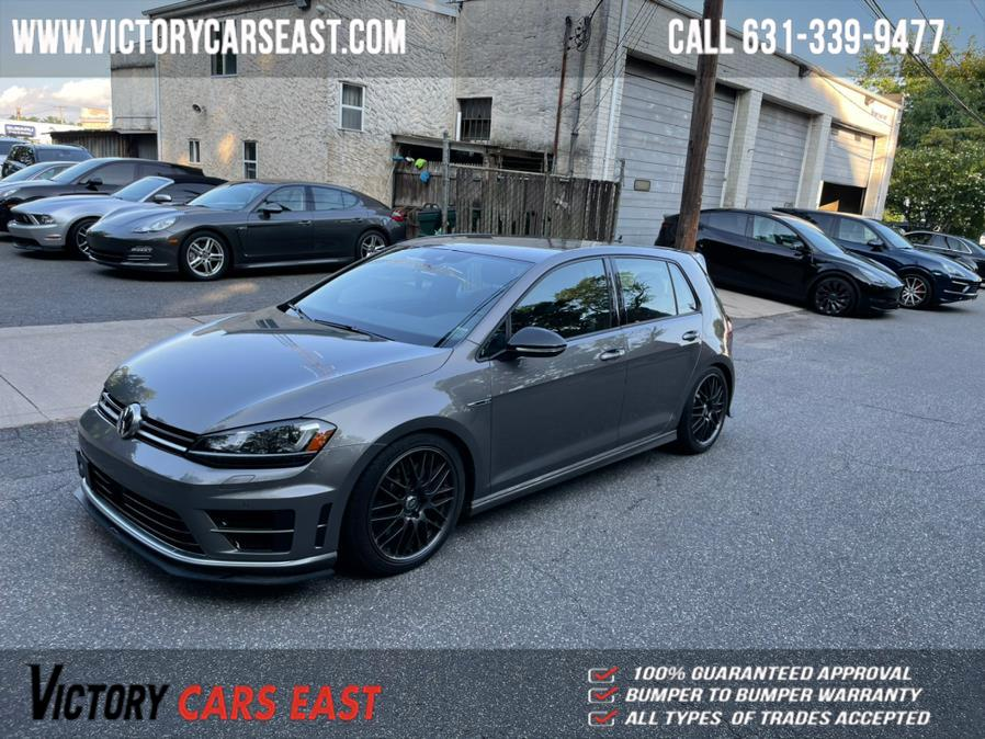 Used Volkswagen Golf R 4-Door Manual w/DCC/Nav 2017   Victory Cars East LLC. Huntington, New York
