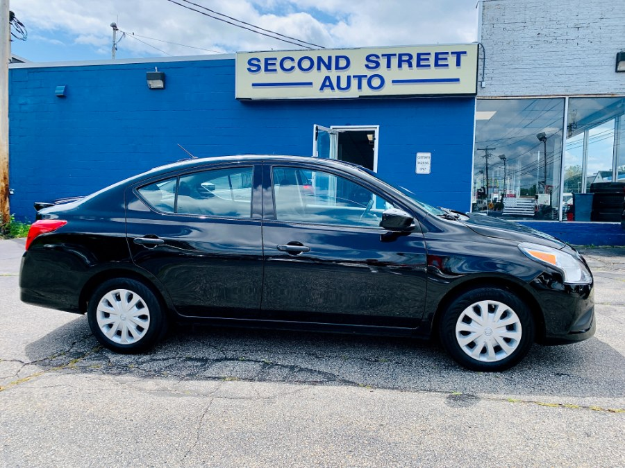 Used 2016 Nissan Versa in Manchester, New Hampshire | Second Street Auto Sales Inc. Manchester, New Hampshire